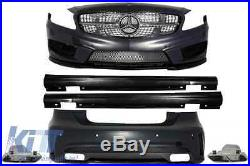 Mercedes A-Class W176 A45 2012+ AMG Kit Carrosserie Pare-chocs Jupes Laterales