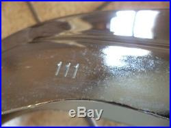 N°e642 crosse embout pare choc arg mercedes w111 1118855305 neuf